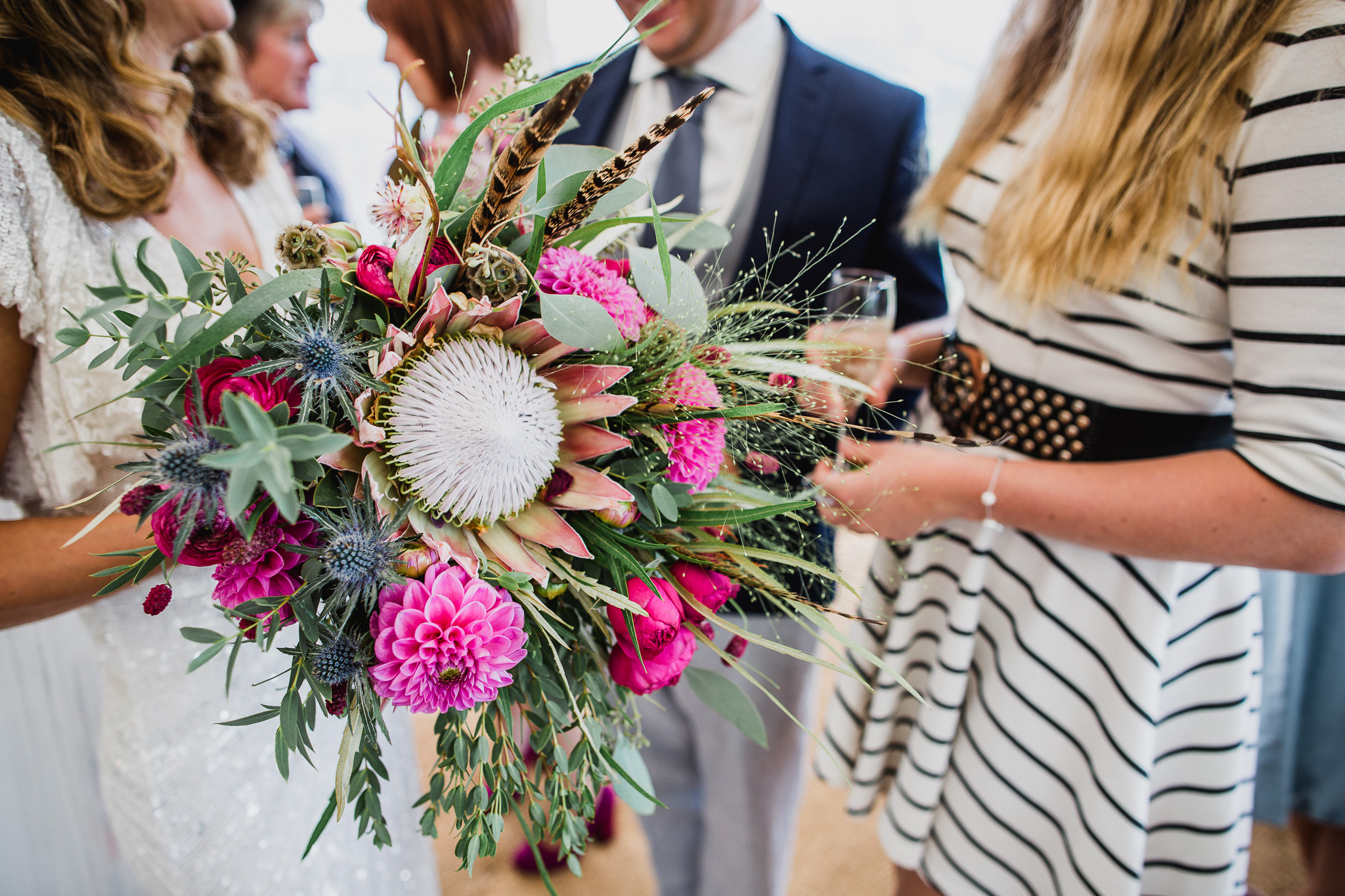Devon Marquee Wedding